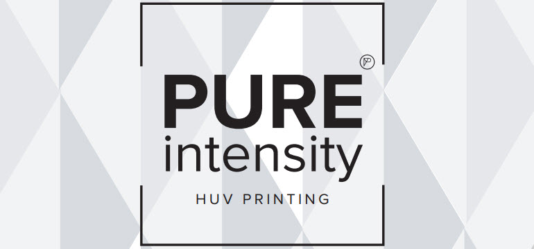 Pure intensity logo